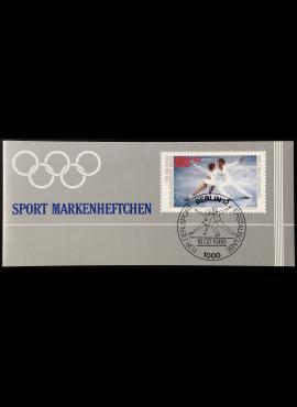 Vokietija, Vakarų Berlynas, sporto bukletas, MiNr 802 MNH**