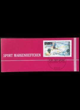 Vokietija, Vakarų Berlynas, sporto bukletas, MiNr 864 MNH**