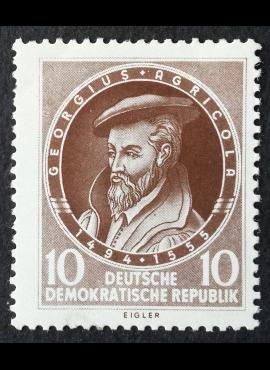 Vokietijos Demokratinė Respublika (VDR), MiNr 497 MLH*