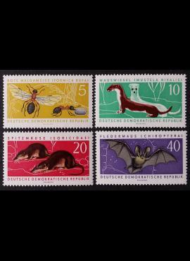 Vokietijos Demokratinė Respublika (VDR), pilna serija, MiNr 869-872 MNH**