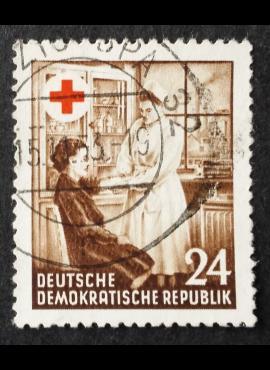 Vokietijos Demokratinė Respublika (VDR), MiNr 385 Used (O)