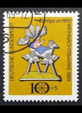 Vokietija, MiNr 610 Used (O)