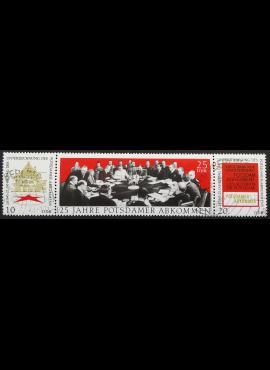Vokietijos Demokratinė Respublika (VDR), pilna serija, MiNr 1598-1600 Used (O)