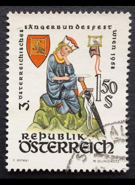 Austrija, MiNr 1043 Used (O)