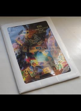 JAV 1991 m. pašto ženklų rinkinio knyga