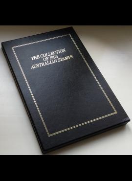 Australijos 1995 m. pašto ženklų rinkinio knyga