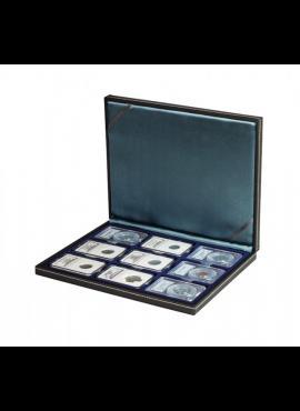 Dėžutė sertifikuotoms (SLABS) monetoms LINDNER Nera Case M 2364-2219ME