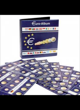Albumas euro monetų rinkiniams (Setams) SAFE Designo 5300