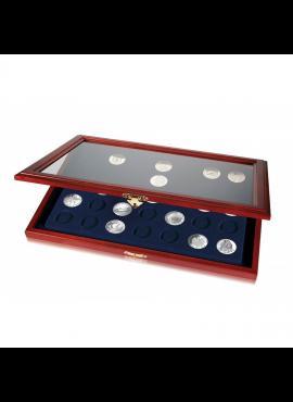Rėmelis monetoms iki 33 mm skersmens SAFE 5869