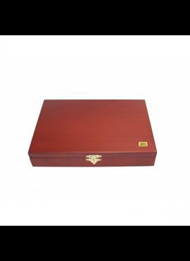Dėžutė 2 eurų monetoms kapsulėse SAFE Elegance 5895
