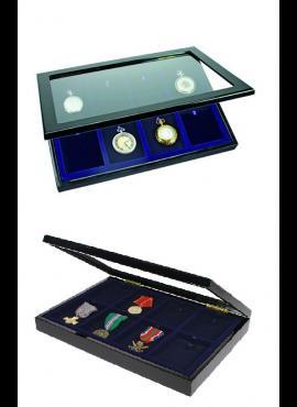 Dėžutė kišeniniams laikrodžiams ar apdovanojimams SAFE 5907/5926