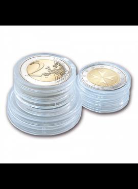 SAFE kapsulių pakuotė monetoms iki 26 mm. (2 eurai) 6726XL