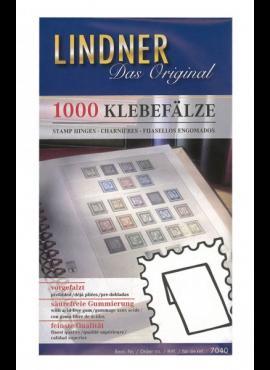 LINDNER 1000 vnt. lipdžių pašto ženklams pakuotė 7040