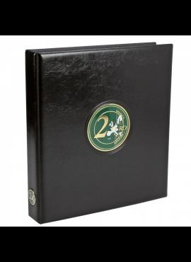 Albumas 2 eurų monetoms su įmautėmis SAFE Premium Universal 7343