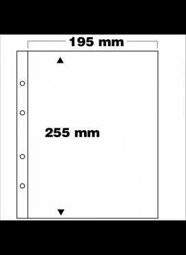 Lapai banknotams (1 kišenės) SAFE Premium ARTLine 7396