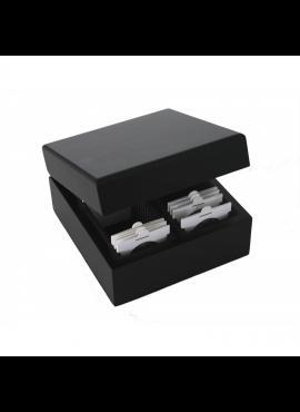 Medinė dėžutė monetoms holderiuose SAFE 748
