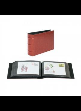 Universalus albumas banknotams, vokams, nuotraukoms ar atvirlaiškiams LINDNER Firmo 812-R