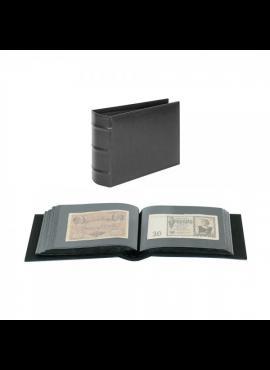 Universalus albumas banknotams, vokams, nuotraukoms ar atvirlaiškiams LINDNER Firmo 812-S