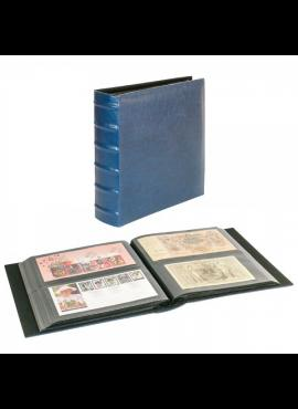 Universalus albumas banknotams, vokams, nuotraukoms ar atvirlaiškiams LINDNER Firmo XL 812XL-B