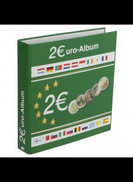 Albumas 2 eurų monetoms SAFE Designo 8556