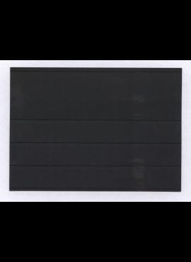 LINDNER C6 kortelės pašto ženklams S869-4
