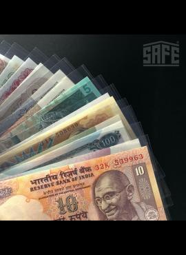 SAFE archyvavimo vokelių banknotams 160x85 mm pakuotė 9288