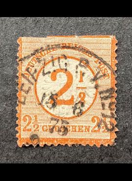 Vokietijos Reichas, MiNr 29 Used (O)