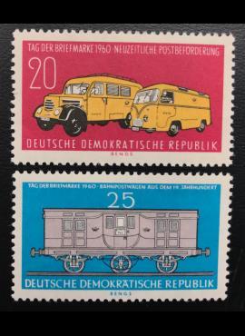 Vokietijos Demokratinė Respublika (VDR), pilna serija MiNr 789-790 MNH**