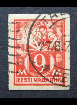 Estija, MiNr 38B Used (O)