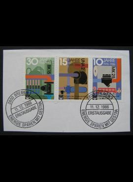 Vokietija, GESTRA kompanijos reklaminiai pašto ženklai