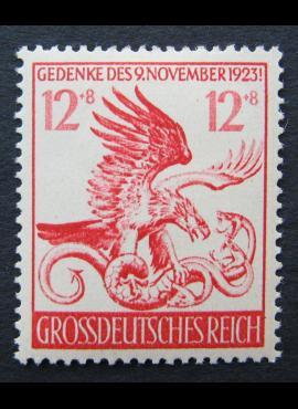 Vokietijos Reichas, MiNr 906 MH*