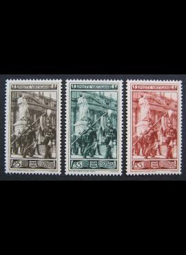 Vatikanas, pilna serija, MiNr 171-173 MNH**