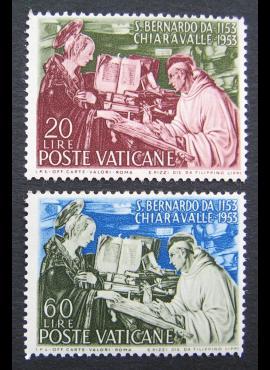 Vatikanas, pilna serija, MiNr 209-210 MNH**