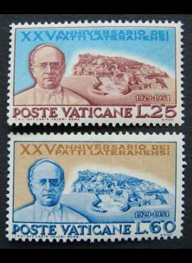 Vatikanas, pilna serija, MiNr 212-213 MNH**
