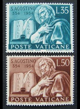 Vatikanas, pilna serija, MiNr 225-226 MNH**