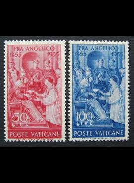 Vatikanas, pilna serija, MiNr 233-234 MNH**