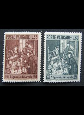 Vatikanas, pilna serija, MiNr 259-260 MNH**