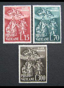 Vatikanas, pilna serija, MiNr 366-368 MNH**