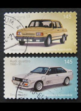 Vokietija, pilna serija, MiNr 3378-3379 Used (O)
