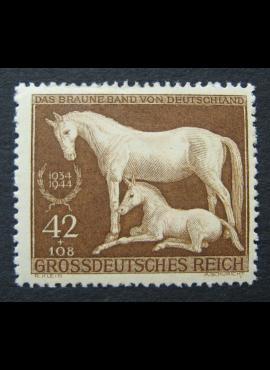 Vokietijos Reichas, MiNr 899 MH*