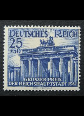 Vokietijos Reichas, MiNr 803 MH*