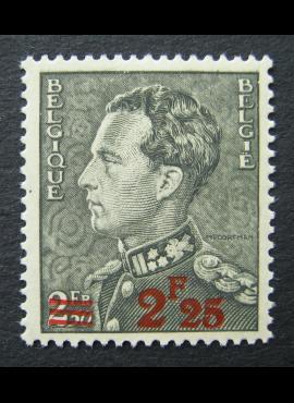 Belgija MiNr 565 MLH*