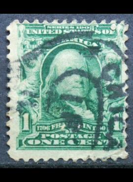 JAV, ScNr 300 Used(O)