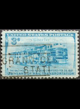 JAV ScNr 1006 Used(O)