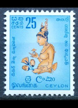Ceilonas, ScNr 322 MNH**