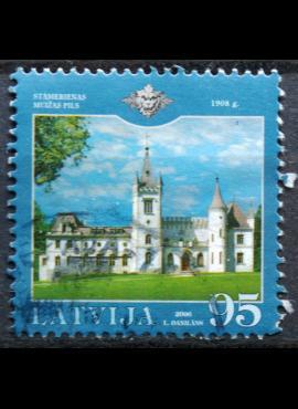 Latvija MiNr 664 Used(O) E