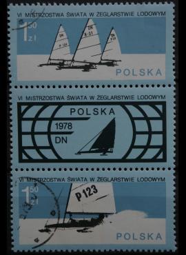 Lenkija, pilna serija ScNr 2249-2250 Used(O)