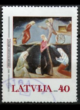 Latvija MiNr 567 Used(O) E