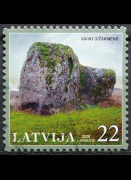 Latvija, MiNr 735 Used (O) E