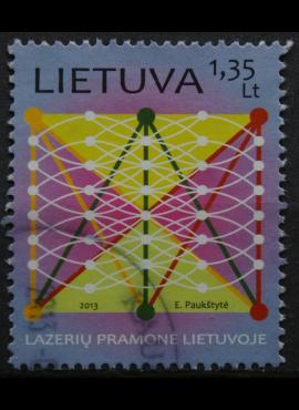 Lietuva MiNr 1126 Used(O)